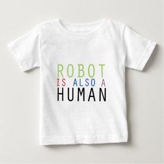 El robot es también una mercancía humana camisas