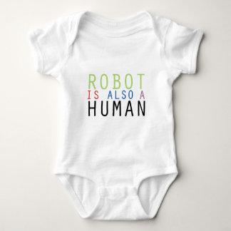 El robot es también una mercancía humana playeras
