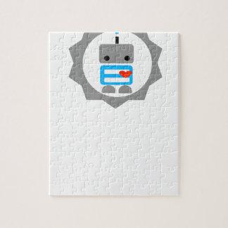 ¡El robot! Rompecabezas