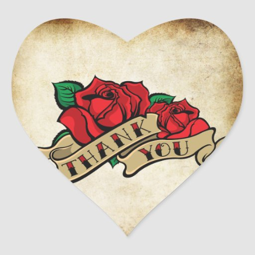 El Rockabilly subió tatuaje urbano le agradece los Calcomanías Corazones