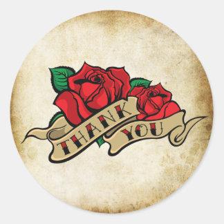 El Rockabilly subió tatuaje urbano le agradece los Etiqueta Redonda