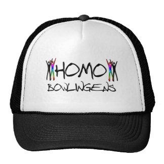 El rodar del homo gorras
