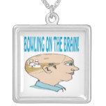 El rodar en el cerebro joyeria personalizada