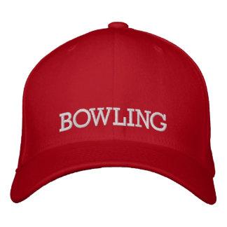 El rodar gorra de béisbol