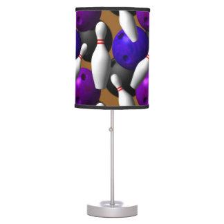 El rodar lámpara de escritorio