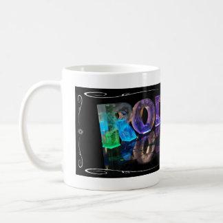 El Rodney conocido en 3D se enciende (la Taza De Café