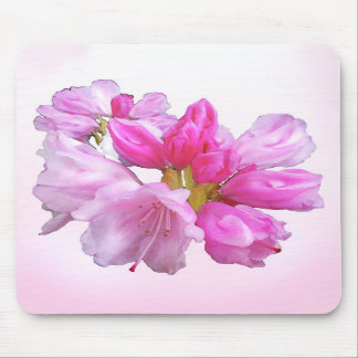 El rododendro florece Mousepad