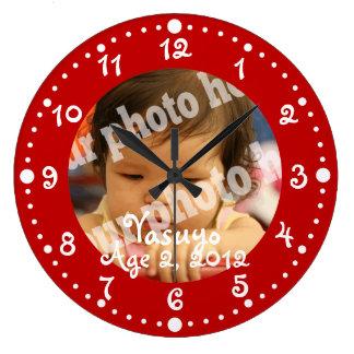 El rojo de la diversión añade su propio reloj de l