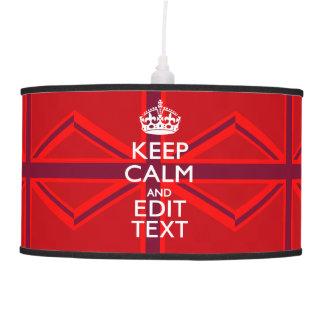 El rojo guarda calma y su texto en la bandera de U