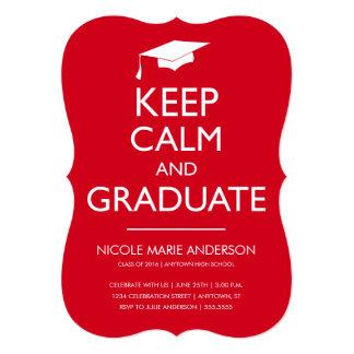 El rojo guarda la invitación tranquila y graduada