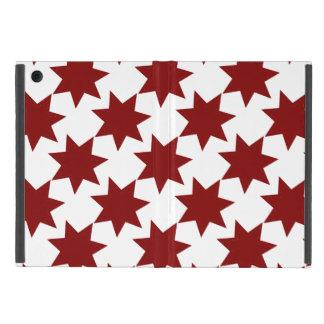 El rojo protagoniza tema del primitivo del modelo  iPad mini cobertura