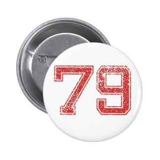 El rojo se divierte Jerzee número 79