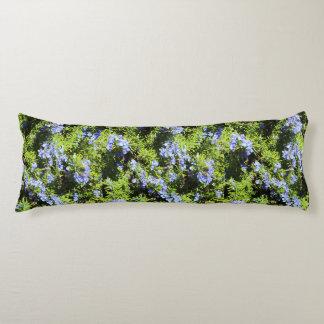 el romero florece verde cojin cama