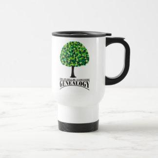 El rompecabezas de un curso de la vida tazas de café