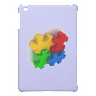 El rompecabezas del autismo 3D junta las piezas de