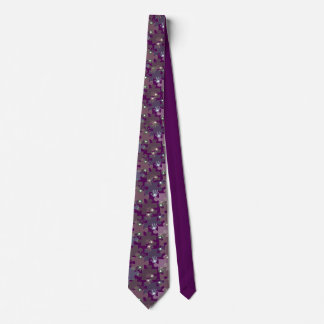El rompecabezas del autismo junta las piezas y da corbata personalizada