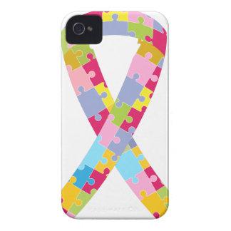 El rompecabezas junta las piezas de la cinta funda para iPhone 4 de Case-Mate