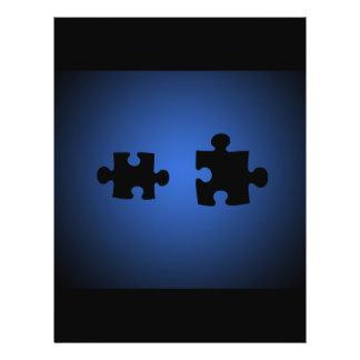 """El ROMPECABEZAS Puzzle649 JUNTA LAS PIEZAS de la P Folleto 8.5"""" X 11"""""""