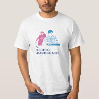 El rompecorazones eléctrico Pink&Blue - para Polera