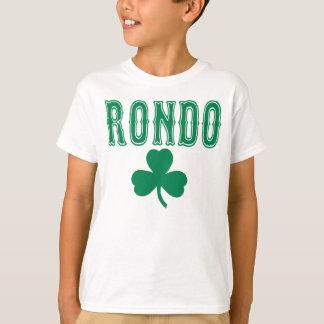 El Rondo de Rajon embroma la camiseta Playera