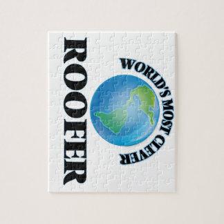 El Roofer más listo del mundo Puzzle