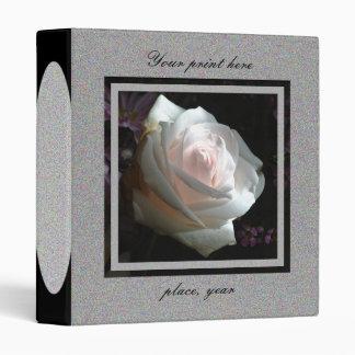 El rosa blanco -