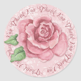 El rosa de la cabaña le agradece el pegatina - SRF