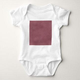 el ROSA OSCURO hearts15 PICA LOS MODELOS TEM de Mameluco De Bebé