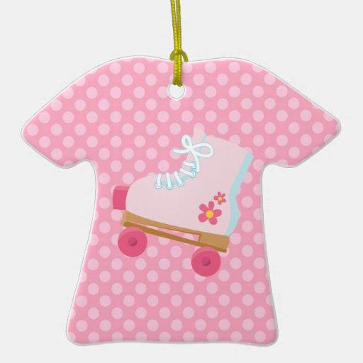 El rosa puntea el ornamento de la camisa del cumpl adornos
