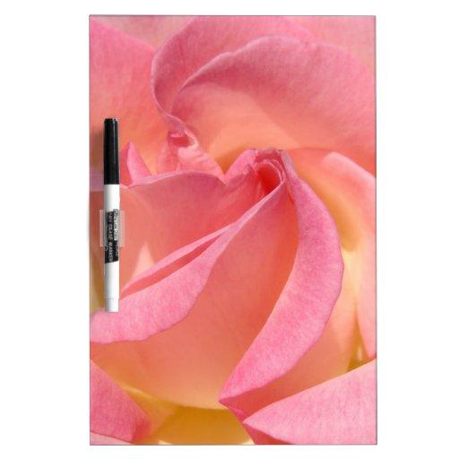 El rosa rosado personaliza a tableros secos del bo tableros blancos