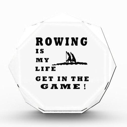 El Rowing es mi vida