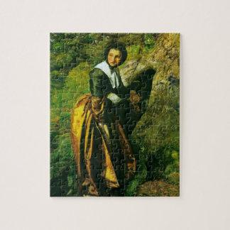 El Royalist de John Everett Millais Puzzles