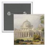 El Roza en Mehmoodabad en Guzerat, o la tumba de Pin Cuadrado