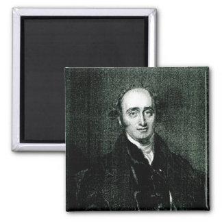 El Rt.Hon.John Wilson Croker Imán Cuadrado