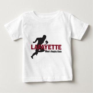 El rugbi de los hombres de Lafayette Playera