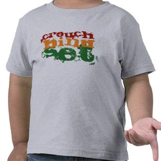 El rugbi embroma la camiseta (se agacha el lazo