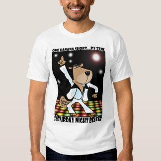 El sábado por la noche castor camisas