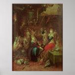 El Sabat de las brujas, 1606 Poster