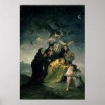 El Sabat de las brujas Póster