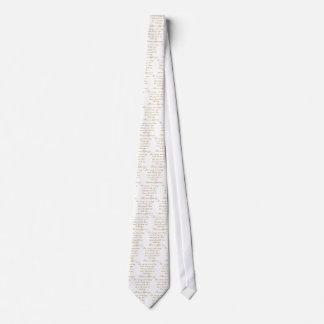 El sacerdote es hostil a la libertad corbata personalizada