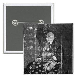El sacerdote japonés Jitchin Pin Cuadrado