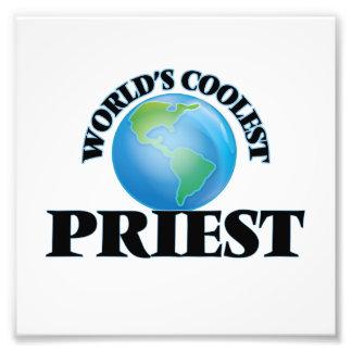 El sacerdote más fresco del mundo fotografia
