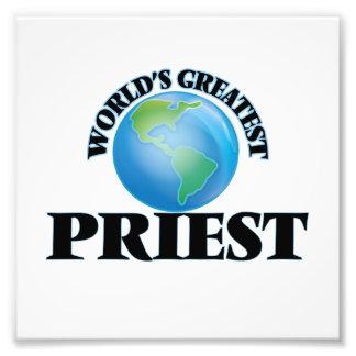 El sacerdote más grande del mundo fotografia