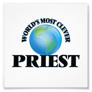 El sacerdote más listo del mundo cojinete