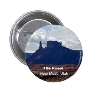 El sacerdote: Moab, Utah Pin