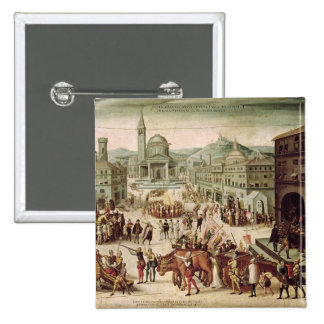 El saco de Lyon por el DES Adrets del barón Pin Cuadrado
