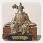 El Sadaijin en traje ceremonial Colcomanias Cuadradases