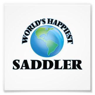 El Saddler más feliz del mundo Cojinete