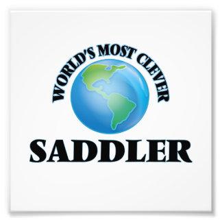 El Saddler más listo del mundo Cojinete