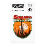 El Saguaro NP sella Sello